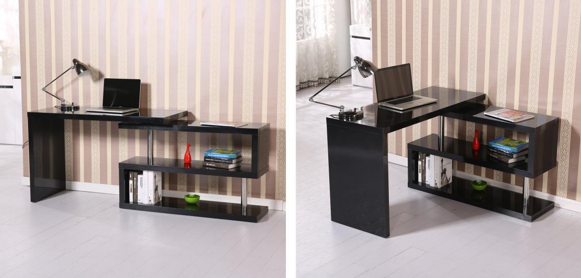 Modułowe biurko Homcom - nowoczesne biuro w domu