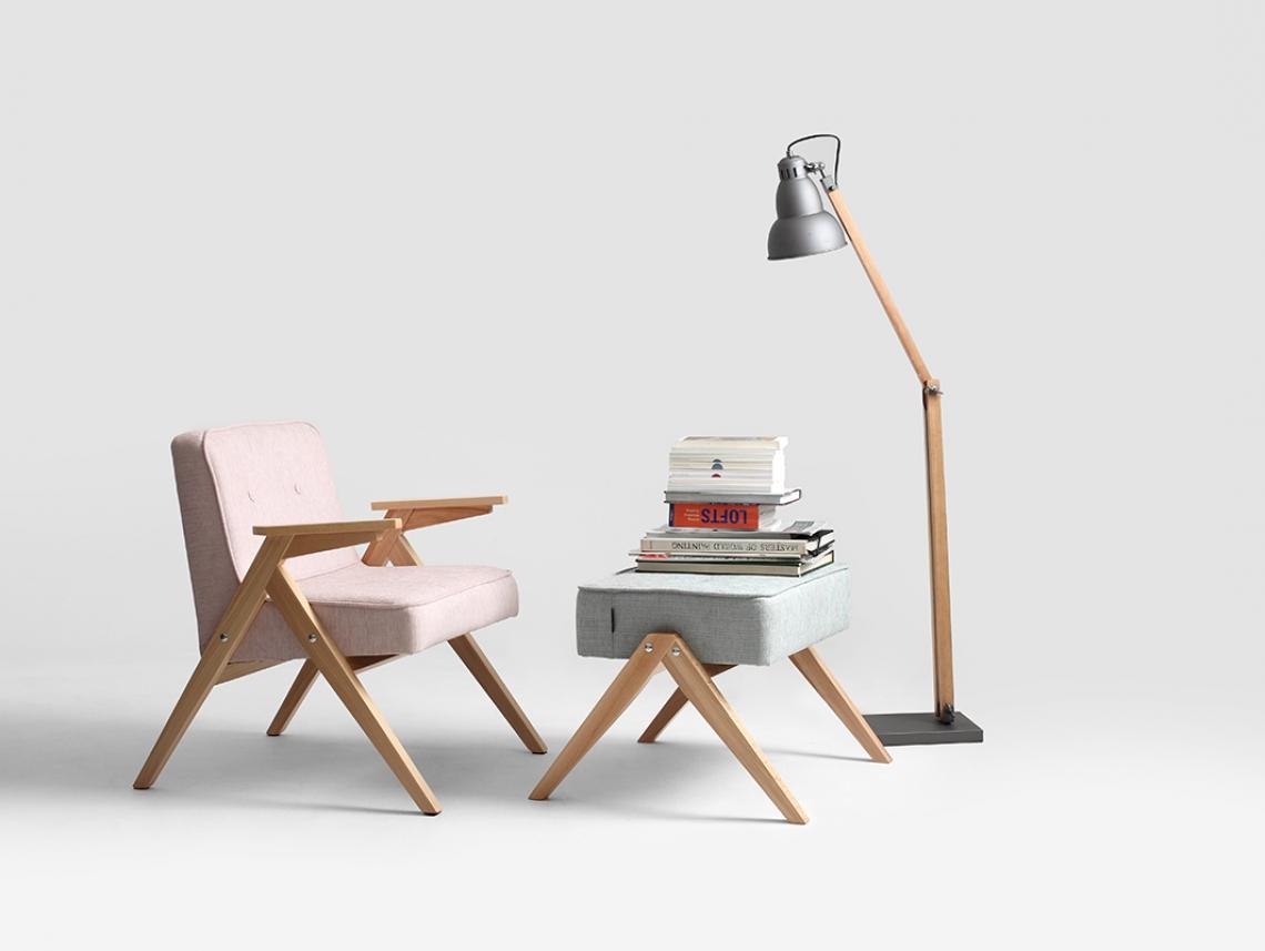 Ideal Design. Zestaw mebli inspirowany aranżacjami wnętrz lat 80'