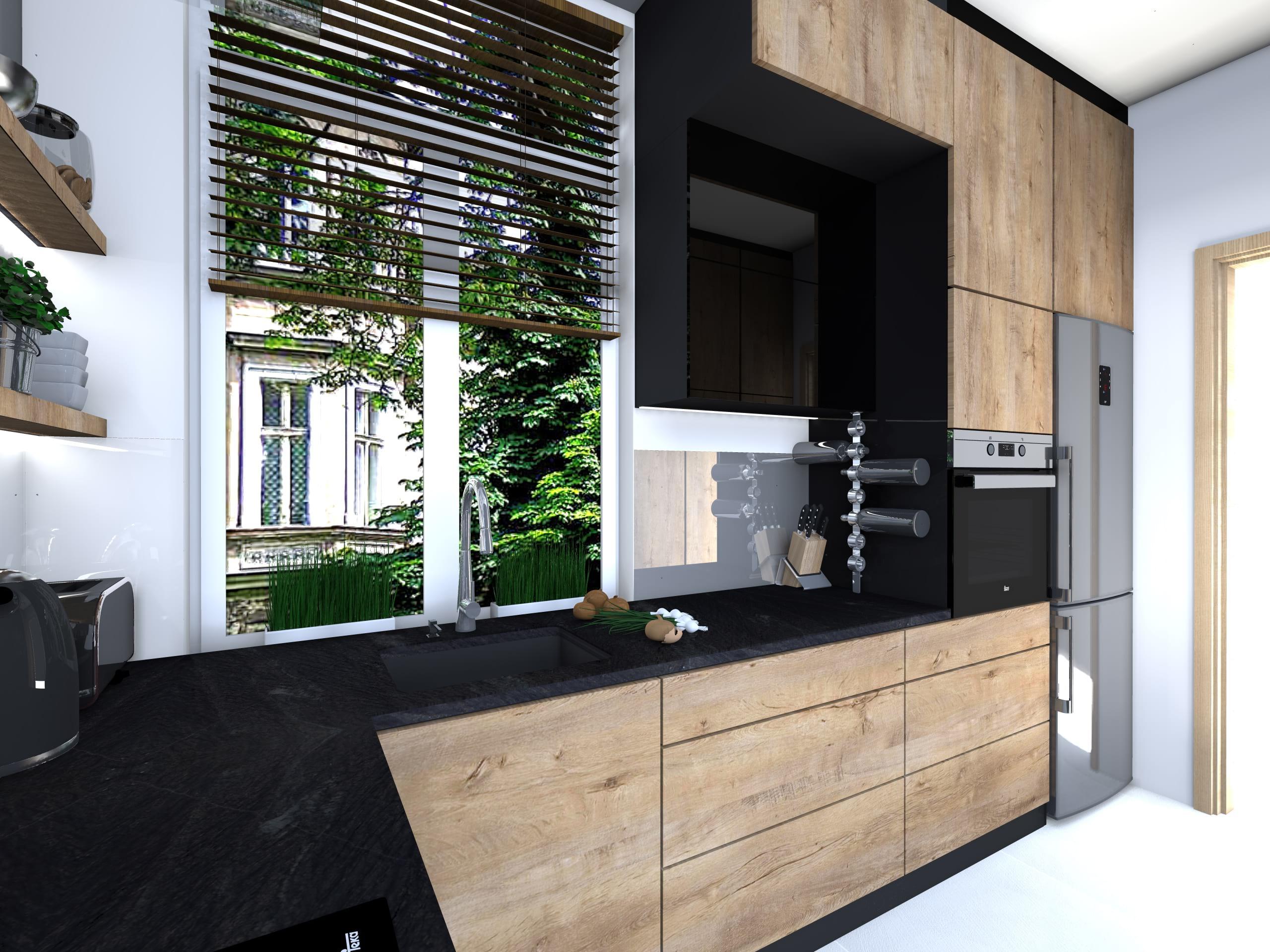 Projekty I Aranżacje Kuchni Architekt Wnętrz Dorota Bykowska