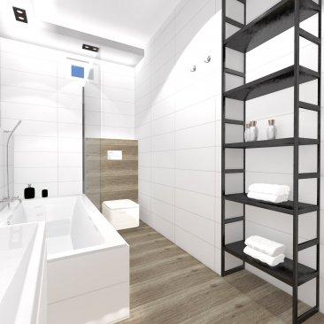 Projekty I Aranżacje łazienek Architekt Wnętrz Dorota Bykowska