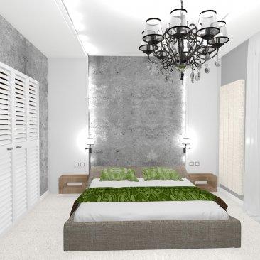 Projekty I Aranżacje Sypialni Architekt Wnętrz Dorota Bykowska